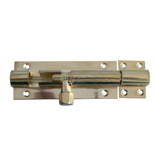 Main photo of Jedo Chrome Straight barrel bolt