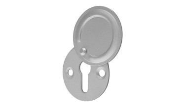 Jedo Aluminium Covered Escutcheons