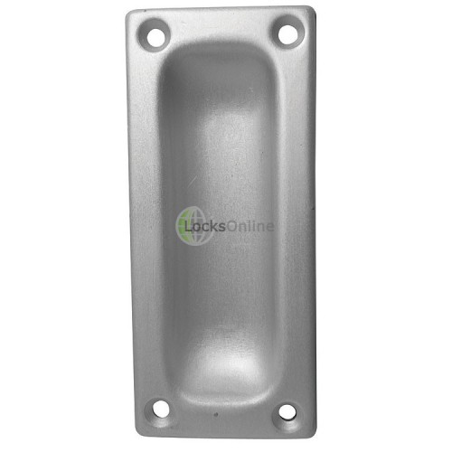 Main photo of Jedo Aluminium Flush pull