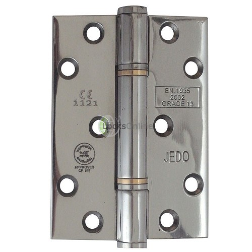 Main photo of Jedo stainless self lubricating hinge grade 13