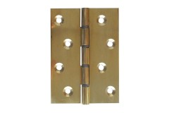 Jedo brass lacquered DSW Hinge