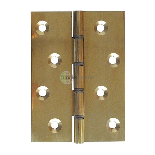 Main photo of Jedo brass lacquered DSW Hinge