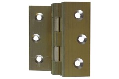 Jedo brass storm proof hinge