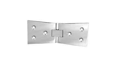 Jedo counter flap hinge