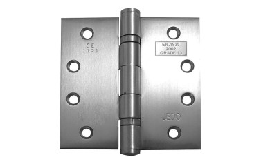 Jedo stainless 2 ball bearing hinge grade 13