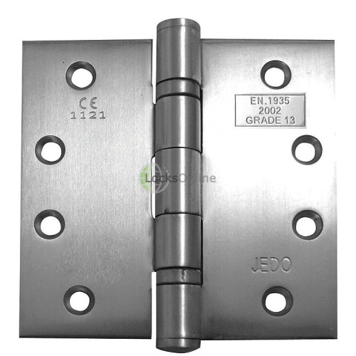 Main photo of Jedo stainless 2 ball bearing hinge grade 13