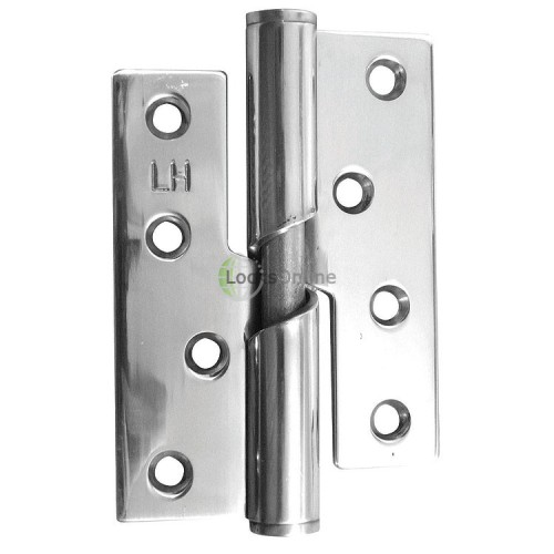 Main photo of Jedo stainless rising butt hinge