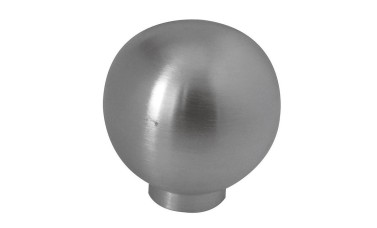 Jedo Ball Shaped Cupboard Knob No Rose