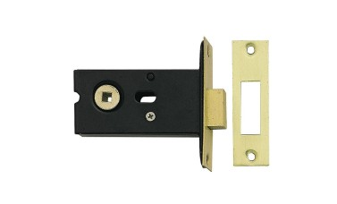 Jedo Bathroom Deadbolt To suit Turn and Release