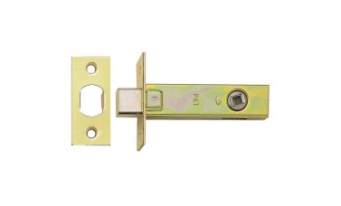 Jedo Tubular mortice bath deadbolt