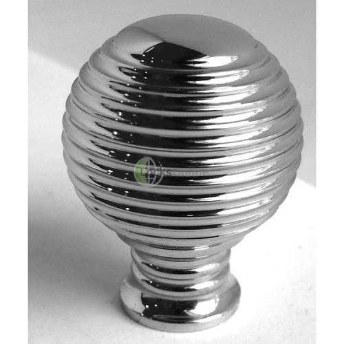 Main photo of Jedo Reeded cabinet knob