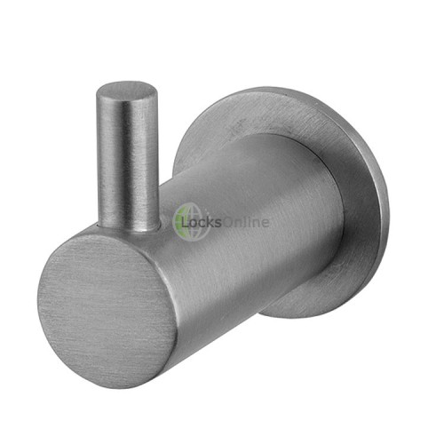Main photo of Jedo Stainless Steel Tube Robe Hook