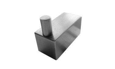 Jedo Stainless Steel Square Robe Hook