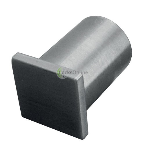 Main photo of Jedo Stainless Steel Square End Robe Hook