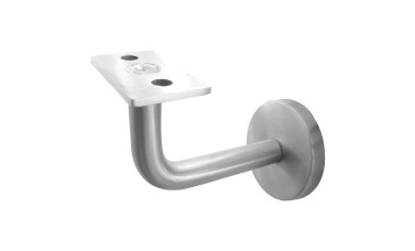 Jedo Stainless Steel Handrail Brackets with fixing Rose