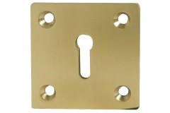 Standard Open Square Escutcheon