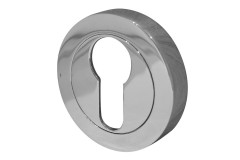Jedo Standard Euro Profile Shaped Escutcheons