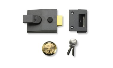 Yale 91 Basic Security Nightlatch