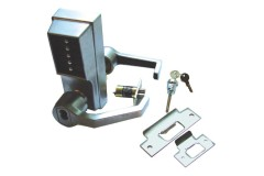 Simplex Unican L1041B Passage and Key Override Combination Lock
