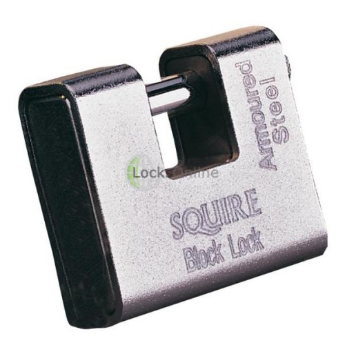 Main photo of Squire ASWL1 & ASWL2 Straight Shackle Padlock