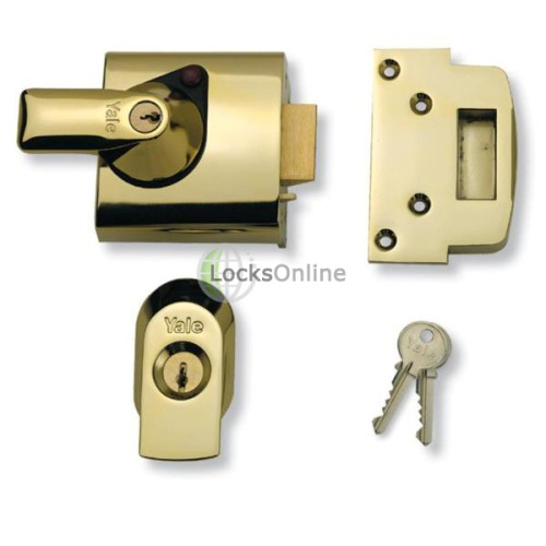 Main photo of Yale PBS1 British Standard Nightlatch