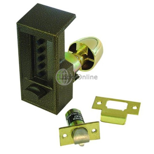 Main photo of Kaba Simplex 6200 Mechanical Push button Combination Lock