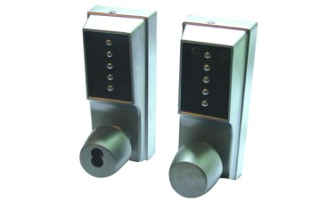 Simplex Unican EE1021B Back to Back Combination Lock