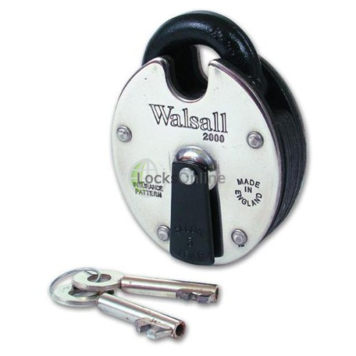 Main photo of WALSALL 2000 High Security Padlocks