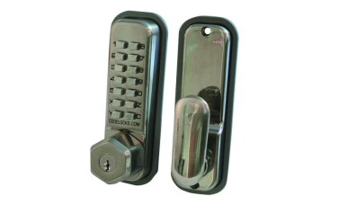 CODELOCKS CL200 Series Digital Lock With Key Override