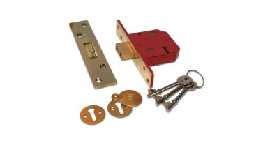 UNION C-Series 2134E 5 Lever Dead Lock