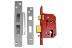 UNION Fire-Rated Euro Profile Sashlock Case