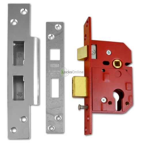 Main photo of UNION Fire-Rated Euro Profile Sashlock Case