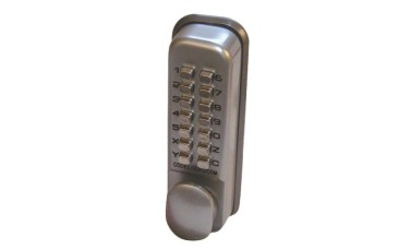 CODELOCKS CL100 Series Digital Lock With Holdback