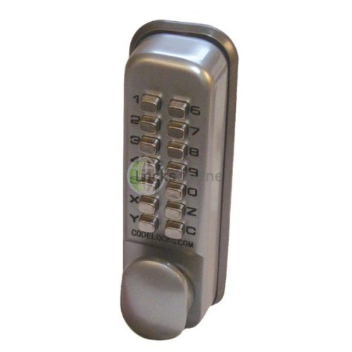 Main photo of CODELOCKS CL100 Series Digital Lock With Holdback
