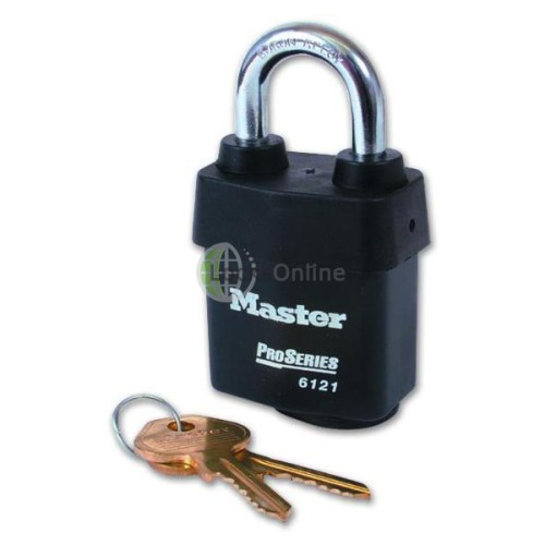 Main photo of MASTER LOCK 6121 & 6127 Padlock Series