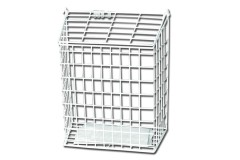 Harvey Small Letter Cage Chrome