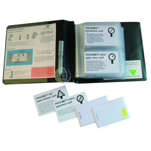 Main photo of Paxton Access proximity card packs