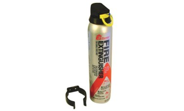 Fire Extinguisher 600g Quick Release
