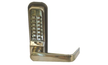 Codelock 415 Push Button Lock with Hold Open