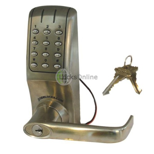 Main photo of Codelock 5010 Pushbutton Electronic Combination Lock