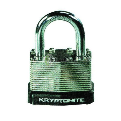 Main photo of KRYPTONITE Laminated Steel Padlock