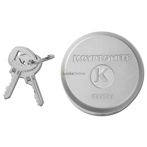 Main photo of Kryptonite Van Lock (Hasp and Padlock)