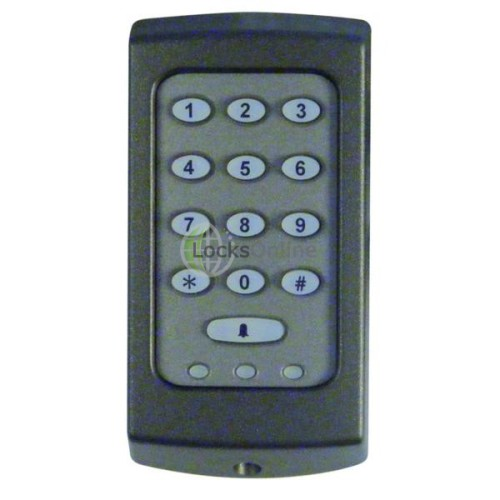 Main photo of Paxton TOUCHLOCK K series compact keypads