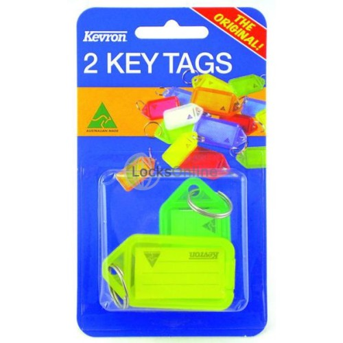Main photo of Kevron Key Click Tags