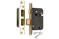 SECUREFAST SKS2 & SKS3 BS3621 5 Lever Front Door Sashlock