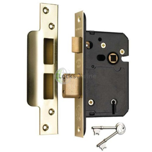 Main photo of SECUREFAST SKS2 & SKS3 BS3621 5 Lever Front Door Sashlock