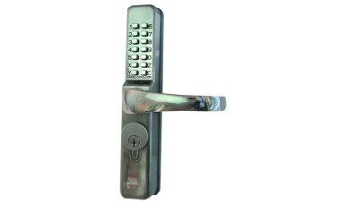 Codelock 0460 Narrow Style Push Button Lock