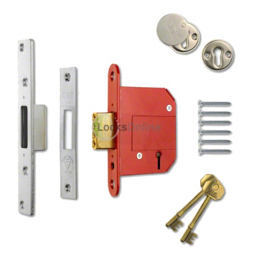 "Main photo of ERA Fortress ""Classic"" BS3621 5-Lever Deadlock"