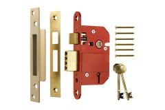 "ERA Fortress ""Classic"" BS3621 5-Lever Door Lock"