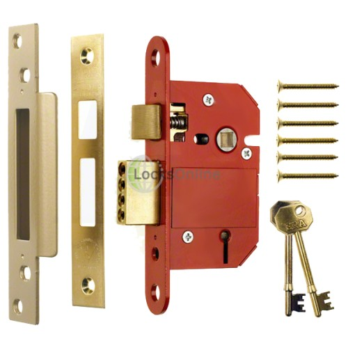 "Main photo of ERA Fortress ""Classic"" BS3621 5-Lever Door Lock"